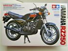 Tamiya 1:12 Scale Yamaha RZ250 Motorcycle Model Kit - New - Kit # 14002*2500