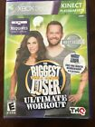 The Biggest Loser Ultimate Workout Microsoft Xbox 360 2010