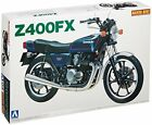 Model_kits AOSHIMA 1/12 Motorcycle Building Kit No.04 Kawasaki Z400FX SB