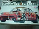 Tamiya 1:12 Scale Porsche Turbo RSR Type 934 - Item 12020**6000 - Sprue 'R' only