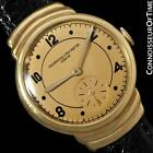 1930's VACHERON & CONSTANTIN Rare Vintage Mens Midsize Art Deco Watch, 18K Gold