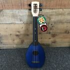 Magic Fluke Flea Concert Ukulele Blue Top