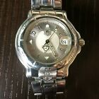 TAG HEUER 6000 SERIES AUTOMATIC CHRONOMETER-WH5111-2 STAINLESS STEEL