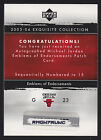2003-04 Upper Deck Exquisite Collection Basketball Cards 23