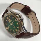 Vintage ONE OF A KIND Orient AAA Quartz Conversion New Battery *PLEASE READ*