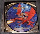 Rhapsody Symphony Of Enchanted Lands 5000 limited picture fire 1998 disc lp