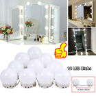 10X Vanity LED Mirror Light Kit with Dimmable Light Bulb Makeup Hollywood Mirror
