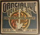 Jerry Garcia Garcia Live Vol. 6 Lions Share CD 7/5/73 3-disc Grateful Dead fr/sh