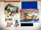 LEGO Pirate Lagoon Lock-Up 6267 100% Complete Instructions 5 Minifigures