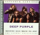DEEP PURPLE - EXTENDED VERSIONS - CD - NEW - FREE SHIPPING !!!