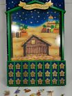 Wooden Nativity Advent Calendar Christ the Savior is Born Family Christian Store