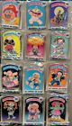 TOPPS GARBAGE PAIL KIDS BUTTONS SET OF 12 OF THEM 1986
