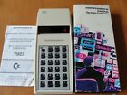 VINTAGE COMMODORE 7923 SOLID STATE CALCULATOR