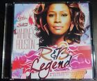 THE BEST OF WHITNEY HOUSTON R&B SOUL LEGENDS  1 PENNY CD + FREE SHIP!!