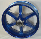 G0309.02A8BYBX NIB Buell Rear Translucent Hero Blue Wheel, All XB'S