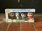 Funko Pop! Minis Peanuts 4 Pack Target Exclusive Charlie Brown Snoopy Lucy Linus