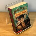 year 4 Harry Potter and the Goblet of Fire by Rowling 1st Ed Paperback