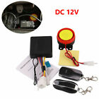 Motorcycle Scooter Remote Control Anti-theft Security System Engine Start DC 12V