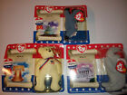 Ty Beanie Babies The American Trio Lefty, Righty and Libearty  McDonalds 2000