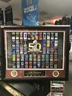 RARE NFL Super Bowl Ticket Collection 50th Anniversary #73 5000 Low# 22x18