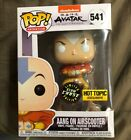 FUNKO POP Avatar Aang On Airscooter GITD Chase Hot Topic Exclusive IN HAND GLOW