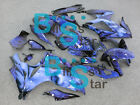 Suzuki Fairing for GSXR GSX-R 600 750 GSXR600 GSXR750 2006-2007 06-07 kit 33 W8