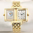 Jaeger-LeCoultre Reverso 266.1.44 18K Yellow Gold Mother of Pearl Dial