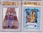 2003-04 BOWMAN CHROME XFRACTOR CHRIS BOSH RC AUTO # 25 BGS 9.5 GEM LAKERS HOF