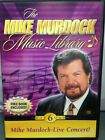 The Mike Murdock Music Library, Volume 6, CD, Mike Murdock - Live Concert (M-M)