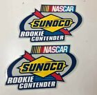 Nascar Sunoco Rookie Contender Contingency Decals Lot of 2