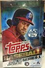 Topps 2016 BASEBALL SERIES 1 HOBBY BOX - sealed, new 36 packs CANADA SELLER