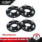 15mm Wheel Spacers Hubcentric 5x1143MM 12X125 Forged Fit Nissan 300ZX 350Z G37