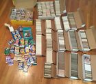 Baseball Card Collection from 1970's, 1980's and 1990's
