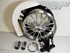 Harley 26 Inch Front Wheel Tire Kit Street Glide Electra Road King 08 13 Hustler