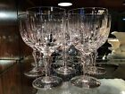 Stuart Crystal Hampshire 6 3 8 Water Goblets 13 England