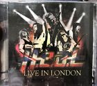 H.E.A.T. - Live in London CD Heat Journey Def Leppard Queen Hardline Kiss