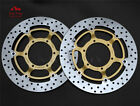 Fit For Honda CBR600F F4 F4I 2001-2007 Floating Front Brake Disc Rotor