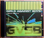 Girls Against Boys, Freak*on*Ica [1998 Geffen CD] Urge Overkill, Pavement Jawbox