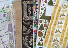 Frances Meyer  Susan Branch Scrapbook Stickers 5x12 U Choose Combined Shipping