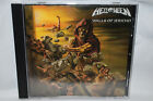Helloween Walls Of Jericho Combat 88561-8093-2 2nd Press 1987 Japan For USA