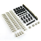 Steel Fairing Bodywork Bolts Kit For Honda CB500F CB500X CRF1000L Grom Msx125