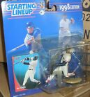 Starting Lineup MO VAUGHN Mosc New Red Sox Figure 1998