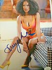 SIGNED BEAUTIFUL  VERY SEXY PHOTO SERAYAH MCNEILL PLAYS TIANA ON EMPIRE CERT