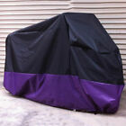 XXXL Motorcycle Water Tight Rain Cover Protector for Honda Goldwing 1800 1500