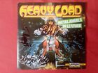 Heavy Load - Metal Angels In Leather (1991 Laser Light Digital) RARE SIGNED