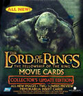 2002 Topps Lord of the Rings: The Fellowship of the Ring Collector's Update Trading Cards 16