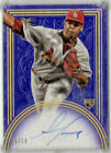 2017 Topps Definitive Collection Baseball Cards 12