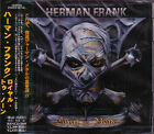 HERMAN FRANK Loyal To None + 1 JAPAN CD Accept Victory Sinner Moon Doc