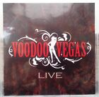 Voodoo Vegas - Live (CD) Recorded Live At Mr Kyps, Poole 12/2/2009 + Bonus Track