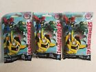 Hasbro Transformers Tiny Titans Mystery Pack Series 3 Lot of 3 Packs Lot #2